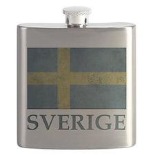 Vintage Sweden Flask