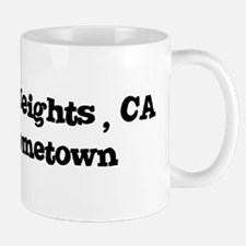 Sequoyah Heights - hometown Mug