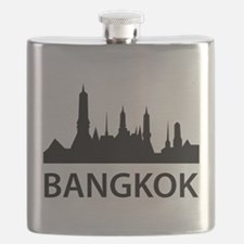 Bangkok Skyline Flask