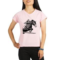 AFTM BW Jumping Horse Performance Dry T-Shirt