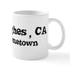 Lake Hughes - hometown Coffee Mug