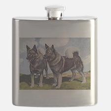 FIN-norwegian-elkhound-watercolor.png Flask