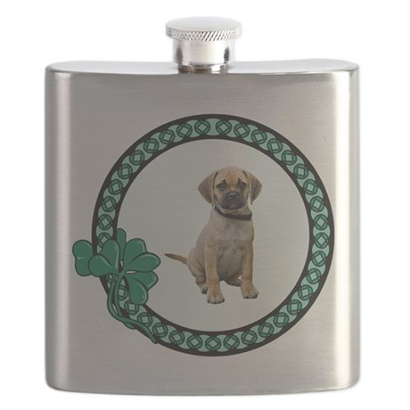 FIN-puggle-st-pats.png Flask