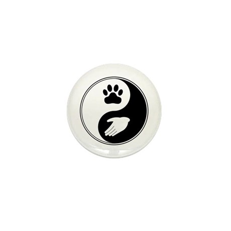 Universal Animal Rights Mini Button (10 pack)