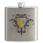 Stylish Vatican City Flask