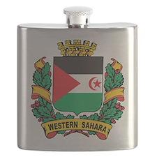 Western Sahara Crest Flask