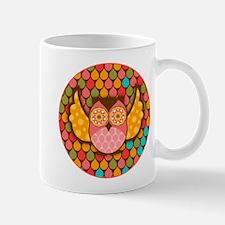 Owl Boheme Pink Mug