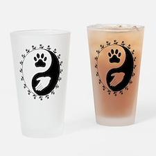 Universal Animal Rights Drinking Glass