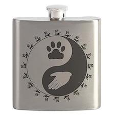 Universal Animal Rights Flask
