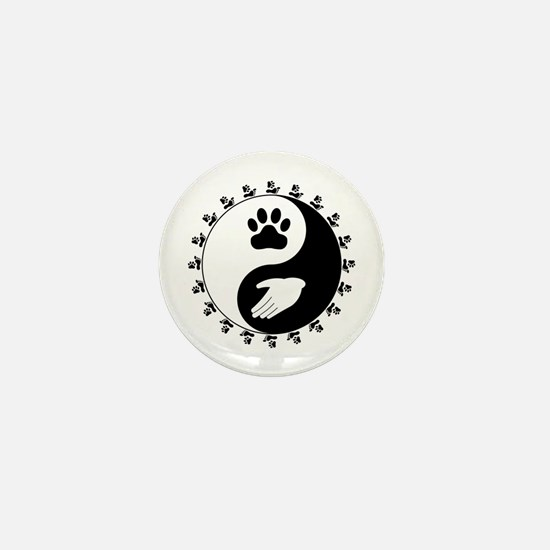 Universal Animal Rights Mini Button