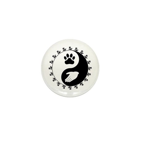 Universal Animal Rights Mini Button (100 pack)