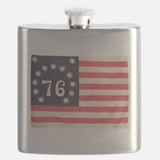 Flag of Bennington III.psd Flask