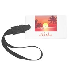 HAWAII SUNSET Luggage Tag