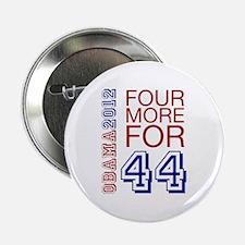 """Obama 44 2.25"""" Button"""