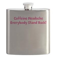 Caffeine Headache Flask