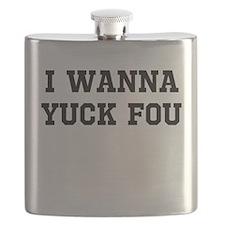 Yuck fou funny saying Flask