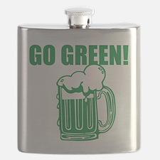 Go Green Flask