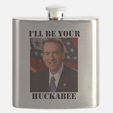 Unique Obama photo Flask