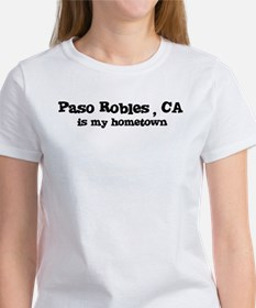 Paso Robles - hometown Tee