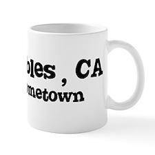 Paso Robles - hometown Coffee Mug