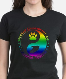 Supporter of Animal Rights Tee