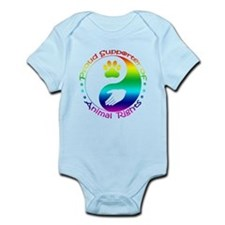 Supporter of Animal Rights Onesie