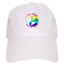 Please Support Animal Rights Baseball Cap