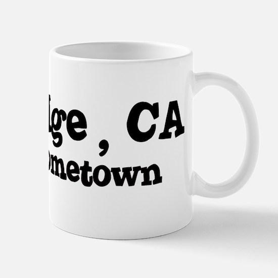 Rockridge - hometown Mug
