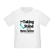 Stand Cervical Cancer T