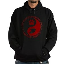 Supporter of Animal Rights Hoodie