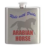 rwp-arabian-horse.tif Flask