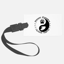 Please Support Animal Rights Luggage Tag