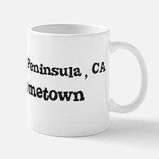 Lake Almanor Peninsula - home Mug