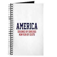 AMERICA: Geniuses - Idiots Journal