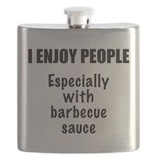I Enjoy People Flask