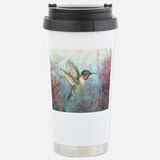 Hummingbird Stainless Steel Travel Mug