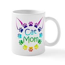 """Cat Mom"" Mug"