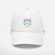 """""""Cat Mom"""" Baseball Baseball Cap"""