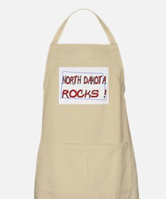 North Dakota Rocks ! BBQ Apron