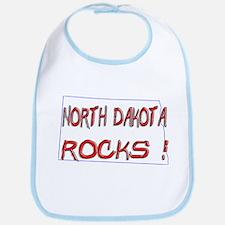 North Dakota Rocks ! Bib