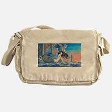 Alantis Rising Messenger Bag