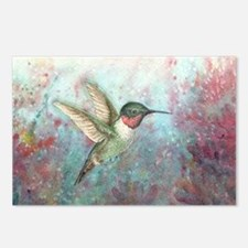 Hummingbird Postcards (Package of 8)