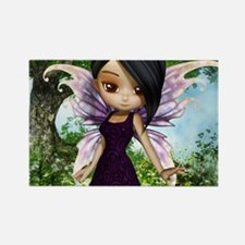Lil Fairy Princess Rectangle Magnet