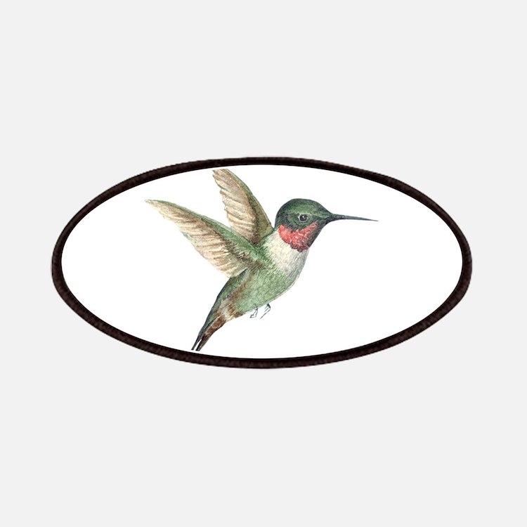 Hummingbird Patches