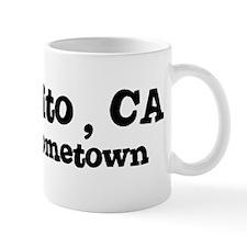 Sausalito - hometown Mug