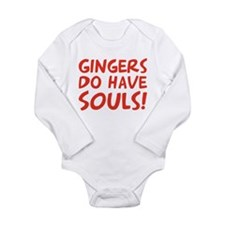 gingers-do-have-souls Body Suit