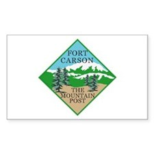Fort Carson Decal