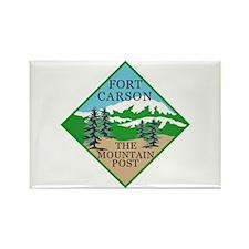 Fort Carson Rectangle Magnet (10 pack)