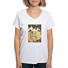 Girl on a Swing Shirt