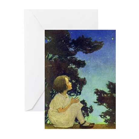 Wish Upon a Star Greeting Cards (Pk of 10)